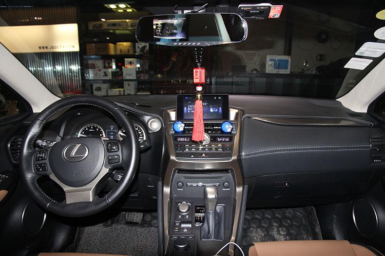 雷克萨斯nx200t改装喜力士p62c喇叭 -汽车音响改装店